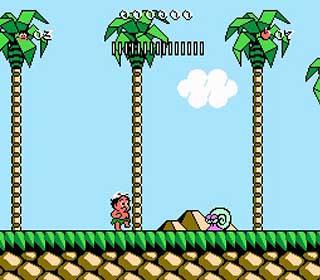 Adventure Island III играть онлайн