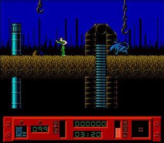 Alien 3 играть онлайн