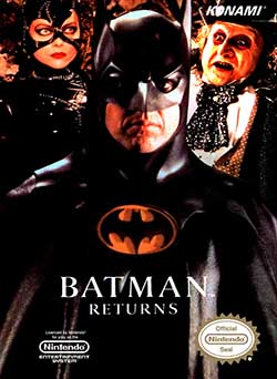 Batman Returns играть онлайн