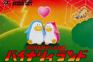 Binary Land играть онлайн