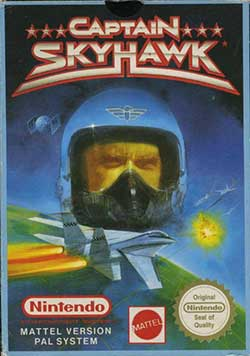 Captain Skyhawk играть онлайн