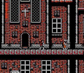 Castlevania II - Simon's Quest играть онлайн