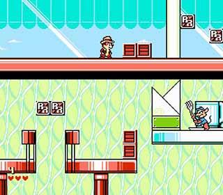 Chip 'n Dale 2 играть онлайн