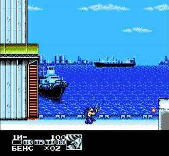 Contra Force играть онлайн
