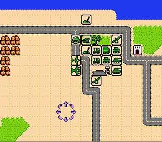 Desert Commander играть онлайн