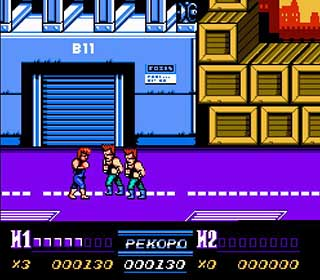 Double Dragon 2: The Revenge играть онлайн