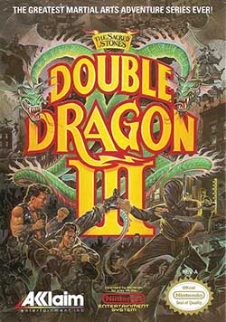 Double Dragon 3: The Sacred Stones играть онлайн
