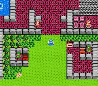 Dragon Warrior II играть онлайн