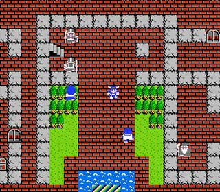 Dragon Warrior играть онлайн
