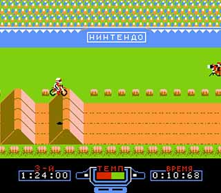 Excite Bike играть онлайн