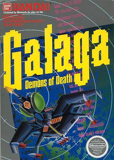 Galaga: Demons of Death играть онлайн