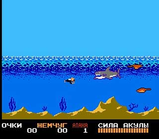 Jaws играть онлайн