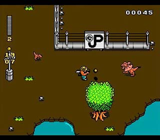 Jurassic Park играть онлайн