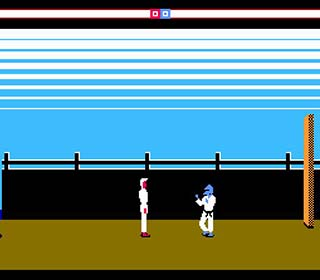 Karateka играть онлайн
