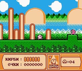 Kirby's Adventure играть онлайн