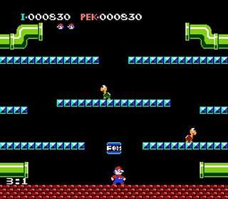Mario Bros играть онлайн