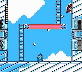 Mega Man 4 играть онлайн