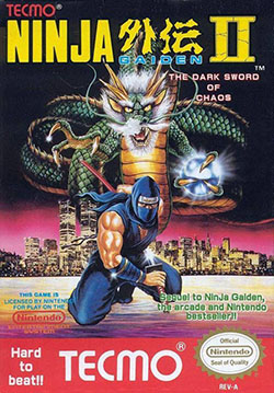 Ninja Gaiden II: The Dark Sword of Chaos играть онлайн