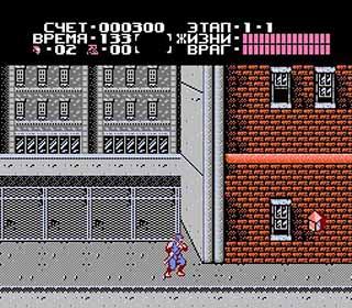 Ninja Gaiden играть онлайн