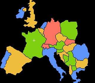 Puteshestvie po Evropa играть онлайн