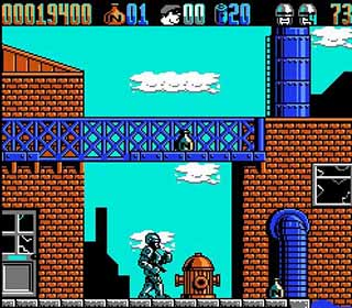 RoboCop 2 играть онлайн