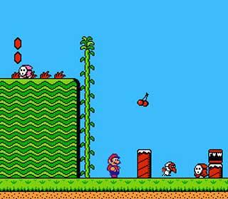 Super Mario Bros 2 играть онлайн