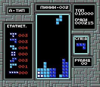 Tetris играть онлайн