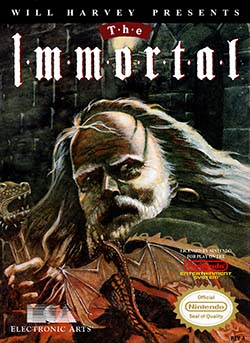 The Immortal играть онлайн