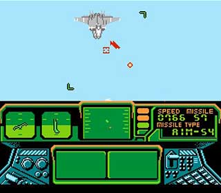Top Gun - Dual Fighters играть онлайн