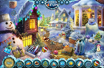 Christmas Facts играть онлайн