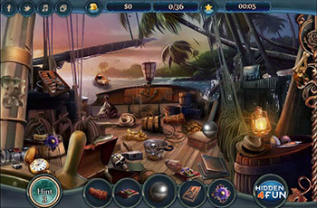 The Wandering Galleon играть онлайн