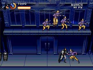 Adventures of Batman and Robin играть онлайн