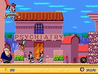 Animaniacs играть онлайн