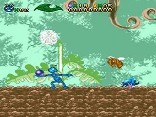 Bugs Life играть онлайн
