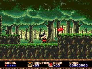 Castle of Illusion Starring Mickey Mouse играть онлайн