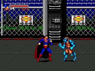 Death and Return of Superman играть онлайн