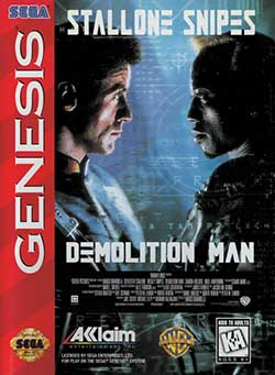 Demolition Man играть онлайн