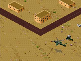 Desert Strike - Return to the Gulf играть онлайн
