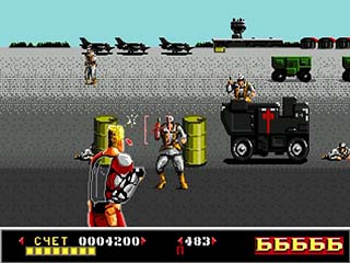 Dynamite Duke играть онлайн