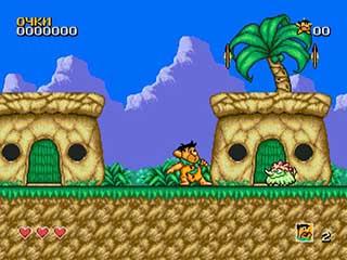 Flintstones играть онлайн