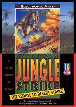 Jungle Strike играть онлайн