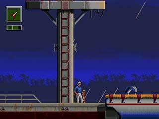 Jurassic Park 2 Rampage Edition играть онлайн
