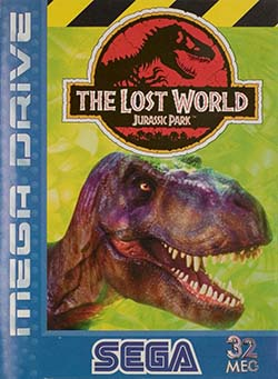 Jurassic Park 3 The Lost World играть онлайн