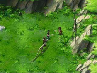 Jurassic Park 3 The Lost World играть онлайн