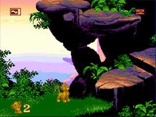Lion King играть онлайн