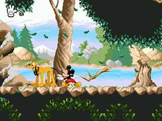 Mickey Mania играть онлайн