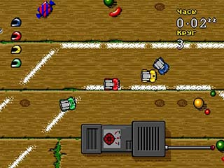 Micro Machines 2 играть онлайн