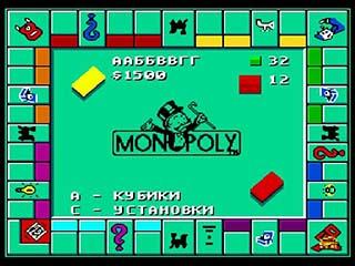 Monopoly играть онлайн