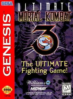 Mortal Kombat 3 Ultimate играть онлайн