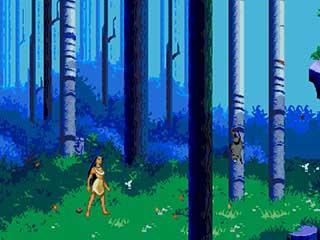 Pocahontas играть онлайн